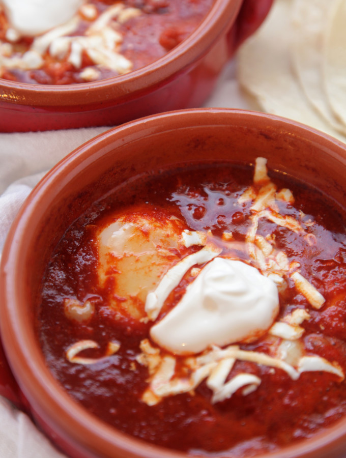Delicious authentic mexican recipe. Perfect for brunch